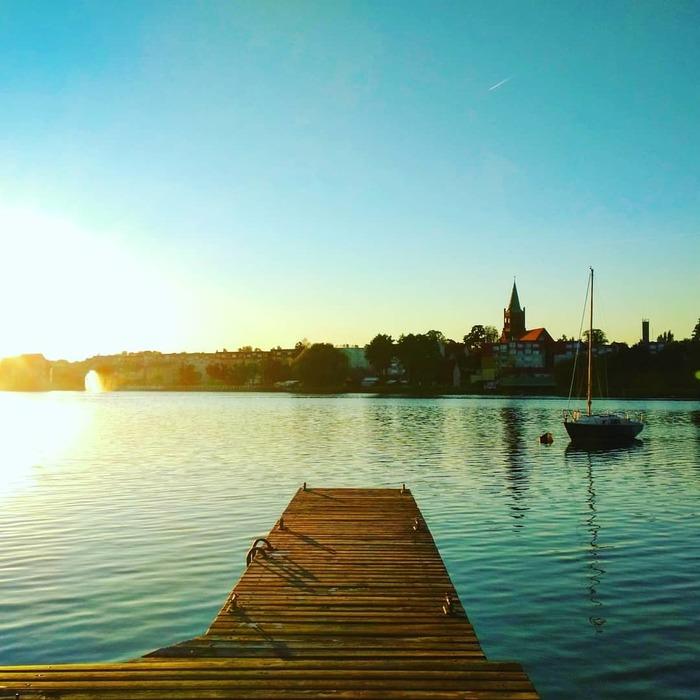 Вечерняя Польша Фотография, Польша, Начинающий фотограф, Пейзаж