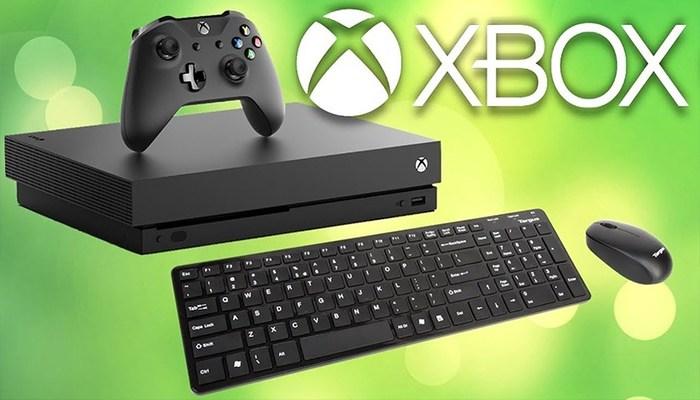 Microsoft включила поддержку клавиатур и мышей в Xbox One Xbox, XBOX ONE, Компьютерные игры, Клавиатура, Консоли, Консольные игры