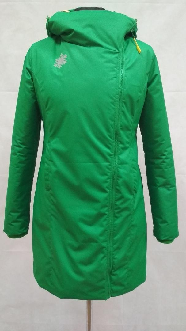 Зеленая куртка на зиму для себя. Наконец то!! Пошив верхней одежды, Пошив 7f0bf3f2677