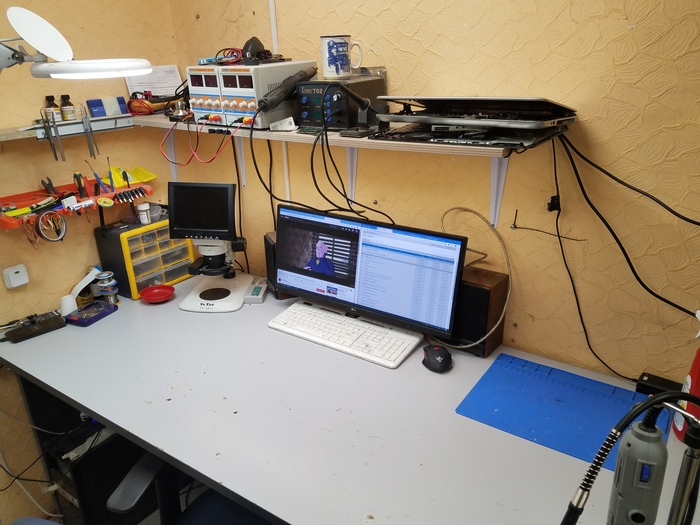 А что нужно для начала? Ремонт техники, Ремонт ноутбуков, Кудрявые руки, Инструменты, Для начинающих, Диагностика, Ответы на вопросы, Длиннопост