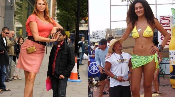 Самые высокие женщины в мире Фотография, Девушки, Длиннопост, Гигантизм, Высокий рост, Великан