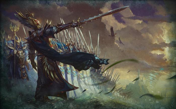 Вихрь, свет и скверна - 3 Total War: Warhammer II, Стратегия, Компьютерные игры, Warhammer, Литстрим, Warhammer Fantasy Battles, Длиннопост