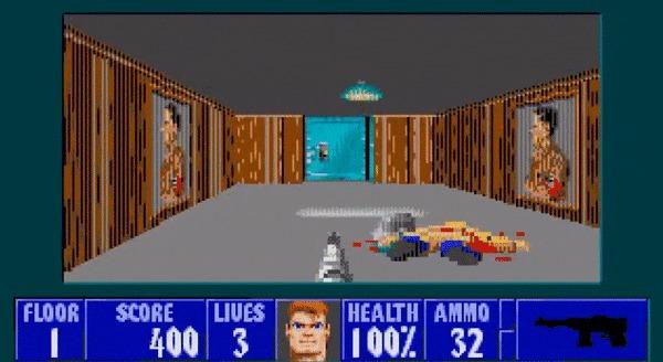 На что была способна ваша старенькая Sega Игры, Sega, Ностальгия, Назад в 90е, Графика, Компьютерная графика, Ретро-Игры, Гифка, Длиннопост