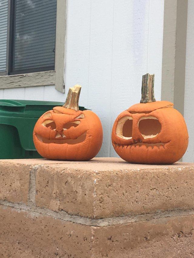 Через 7 дней после хэллоуина