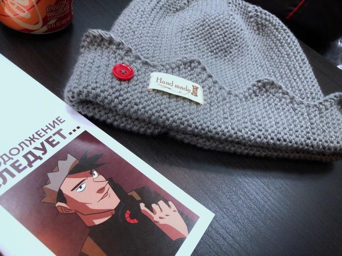 Пикабу объединяет Арчи, Riverdale, Archie Comics, Шапка, Вязание, Ручная работа, Длиннопост