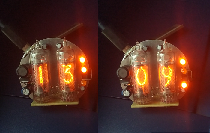 Часы на лампах ИН-16 - теперь наручные Своими руками, Ламповые часы, Diy Or Die, Diy lamp, Самоделки, Видео, Длиннопост