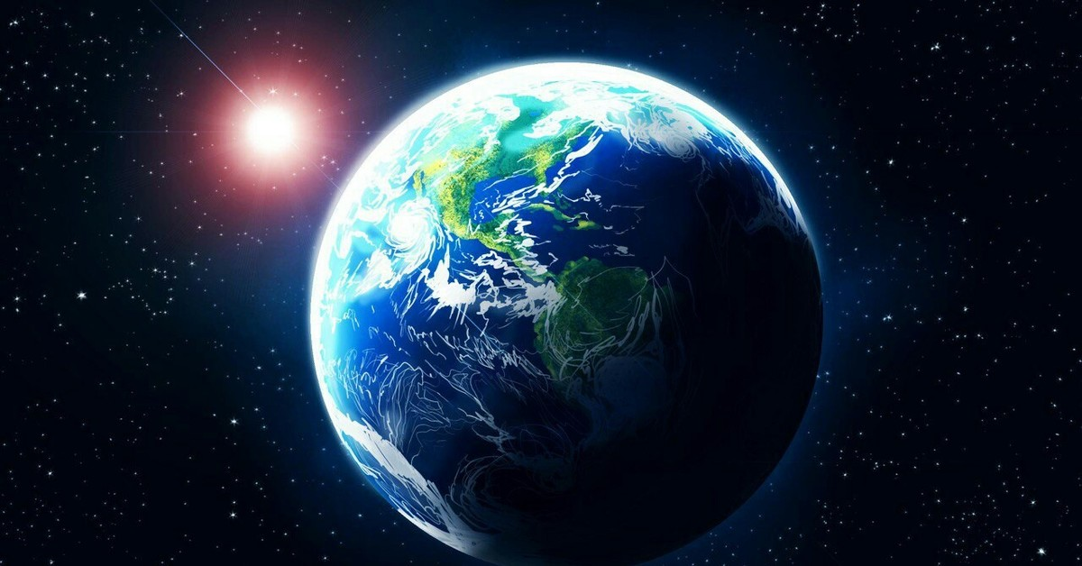 planets surrounding earth - HD2559×1440