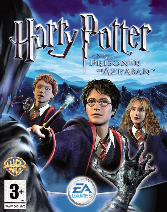"""""""Гарри Поттер и Узник Азкабана"""" - пользовательские моды Гарри Поттер, Гарри Поттер и Узник Азкабана, Игры, Компьютерные игры, Мод, Фанатское творчество, Видео, Длиннопост"""