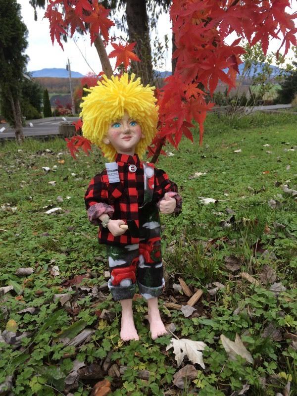 Куклы из полимерной глины Полимерная глина, Куклы ручной работы, Длиннопост