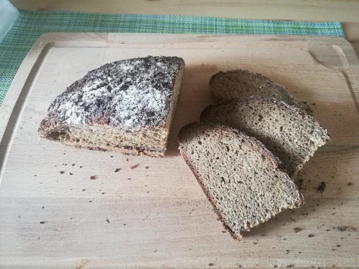 Вкусный заварной чёрный хлеб с тмином в духовке Хлеб, Мужская кулинария, Готовим дома, Длиннопост