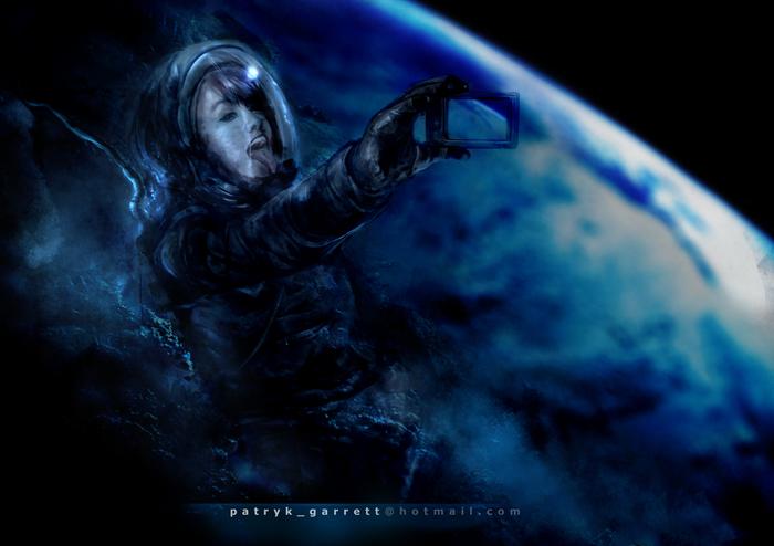 N7 DAY. С праздником, комрады! N7, N7day, Shepard, Mass Effect, Гифка