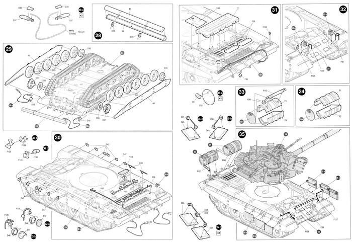 Моделирую Т-90А для игры. ЧАСТЬ 3,5 Инди, Gamedev, Графика, Игры, Unity, Blender, Видео, Длиннопост