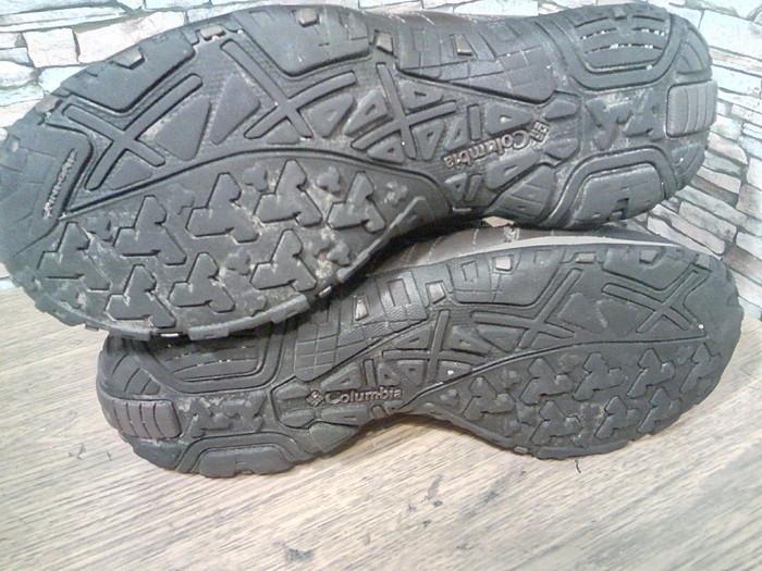 Треккинговые ботинки тоже нуждаются в ремонте. Ремонт обуви, Латка, Задник, Кроссовки, Ботинки, Моя интересная работа, Фотография, Длиннопост