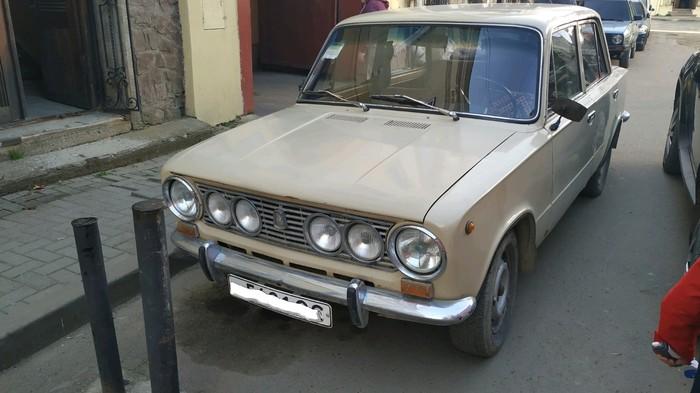 Фар много не бывает Авто, Фары, Жигули, Ваз-2101