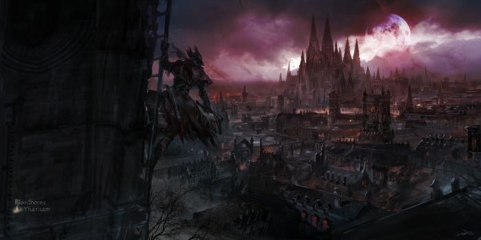 ByStu_dts Bloodborne, Игры, Арт, Stu_dts
