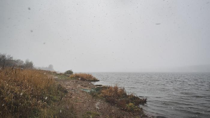 Волжские мотивы... Ярославская область, Nikon d5300, Пейзаж, Волга, Длиннопост