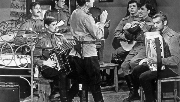 Старикам посвящается ...... Кузнечик, Авиация, Фильмы, В бой идут одни старики, Великая Отечественная война, Маэстро, Длиннопост