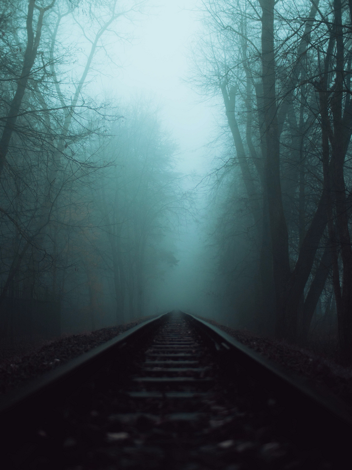 Silent Minsk Минск, Туман, Фотография, Длиннопост