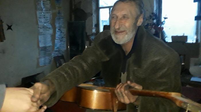 Жизнь одного человека Помощь, Пенсионер, Живопись, Музыка, Лепка, Вера, Жизнь, Длиннопост