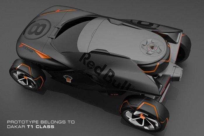 Lada X-Stream: концепт экстремальной Лада от независимого дизайнера Lada X-Stream, Концепт, Лада, Автопром, Длиннопост