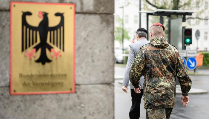 В Германии раскрыт заговор военных Германия, Заговор, Политика, Бундесвер