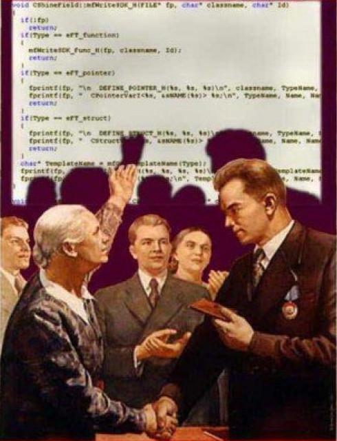 Возвращение старого программиста Программирование, Бизнес, Длиннопост