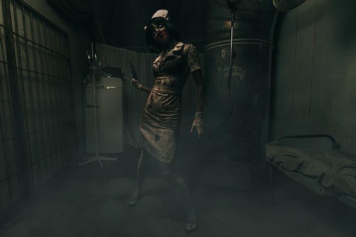 Silent Hill by Mary Shade Швецова Косплей, Silent hill, Хоррор, Ужас, Медсестры, Длиннопост