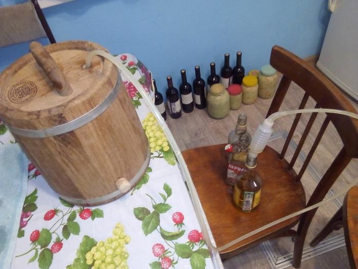 Виски в домашних условиях 2 (продолжение) Виски, Бочка, Самогоноварение, Хобби, Рукоделие с процессом, Длиннопост