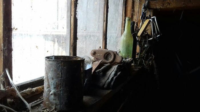 Дом без хозяина Фотография, Эстетика ебеней