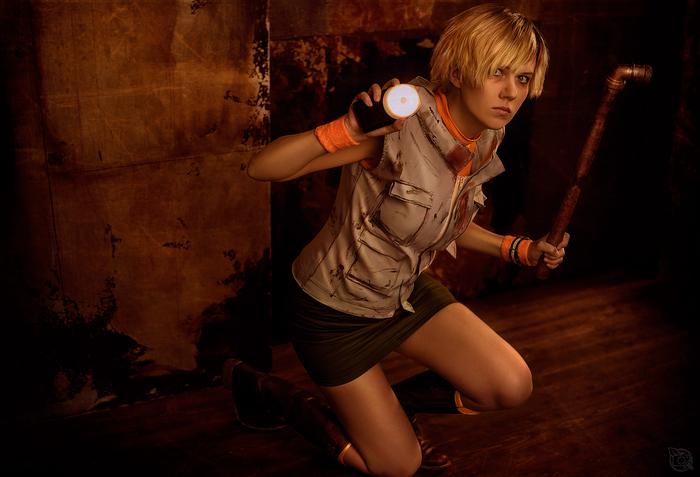 Silent Hill 3 Silent hill, Silent Hill 3, Косплей, Русский косплей, Игры, Длиннопост