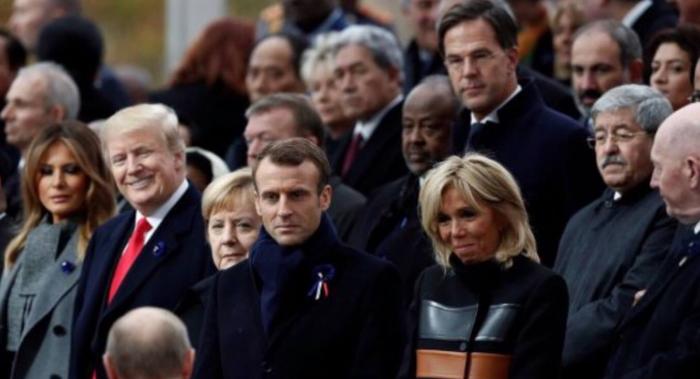 Трамп не поздоровался с Порошенко в Париже Трамп, Путин, Порошенко, Рукопожатие, Сверхдержава, Политика, Видео