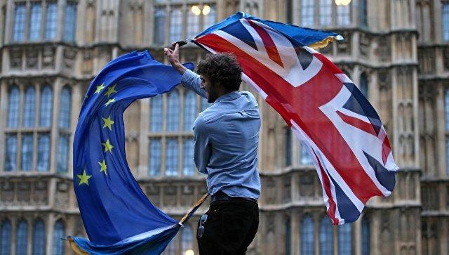 """Иностранное вмешательство на """"правильной"""" стороне. Что стоит за появлением Путина в центре Лондона Общество, Политика, Вмешательство, Россия, Великобритания, Brexit, Владимир Корнилов, РИА Новости, Длиннопост"""