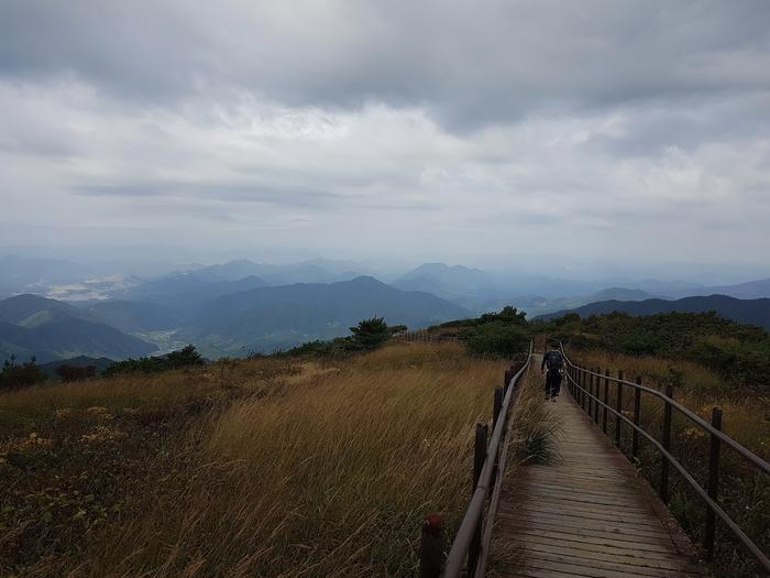 Национальный парк гор Собэксан, Южная Корея. Горы, Поход, Южная Корея, Длиннопост