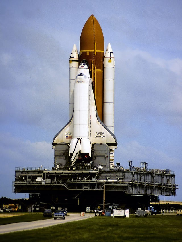 "Катастрофа шаттла ""Челленджер"" Space Shuttle, Катастрофа, Длиннопост"