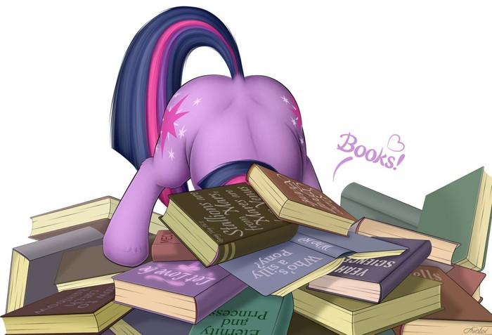 Книги! My Little Pony, Twilight Sparkle, Книги