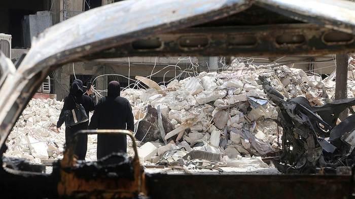 ВРоссию предложили вернуть семь тысяч вдов боевиков Игил изСирии . ИГИЛ, Терроризм, Сирия, Вдова, Чечня, Россия