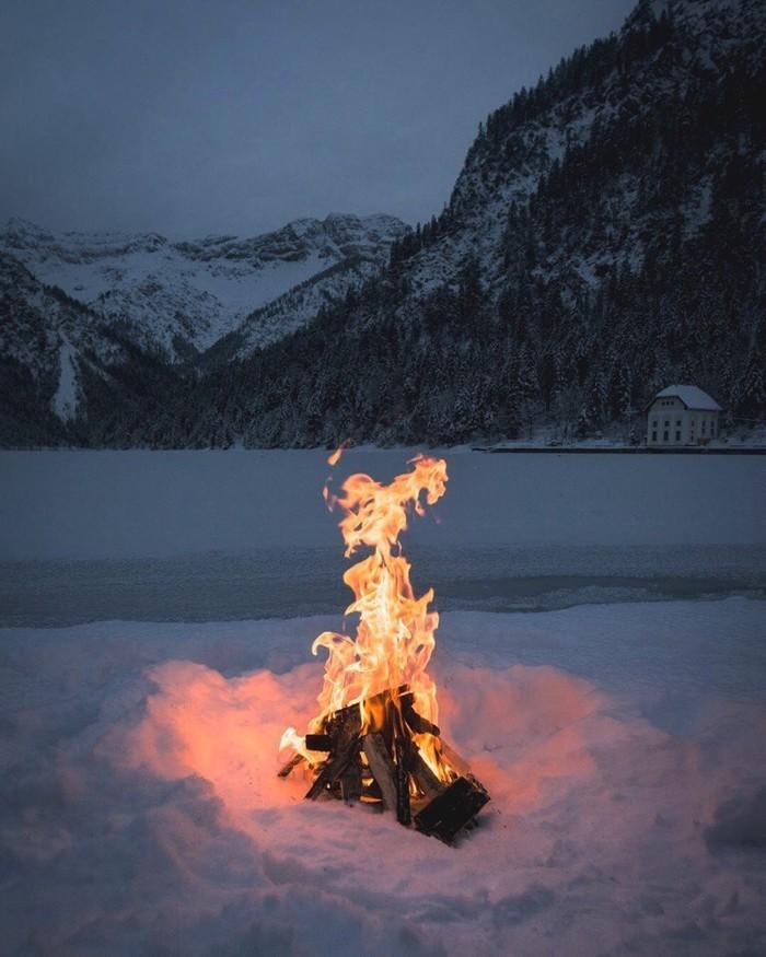 Горы и Эстетика: истории из жизни, советы, новости, юмор — Горячее | Пикабу
