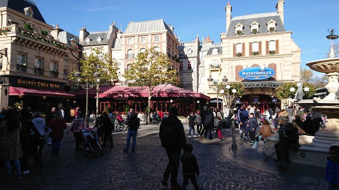 Как я посетил Диснейленд в Париже Диснейленд, Париж, Впечатления, Видео, Длиннопост