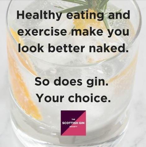 Орган по стандартам рекламы (ASA) оставил в силе жалобу Джин, Алкоголь, Шотландия, Абердин, Длиннопост, Реклама