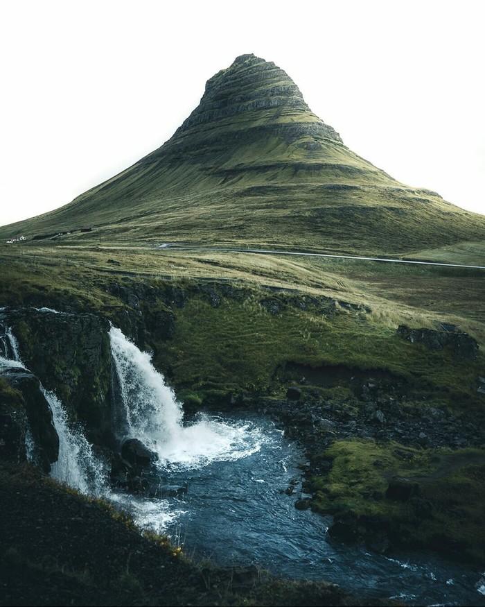 Природа Исландии.