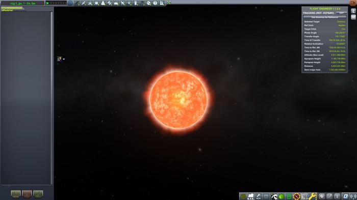 НОВАЯ СИСТЕМА Kerbal Space Program, Ракетостроение, Kcehom, Длиннопост