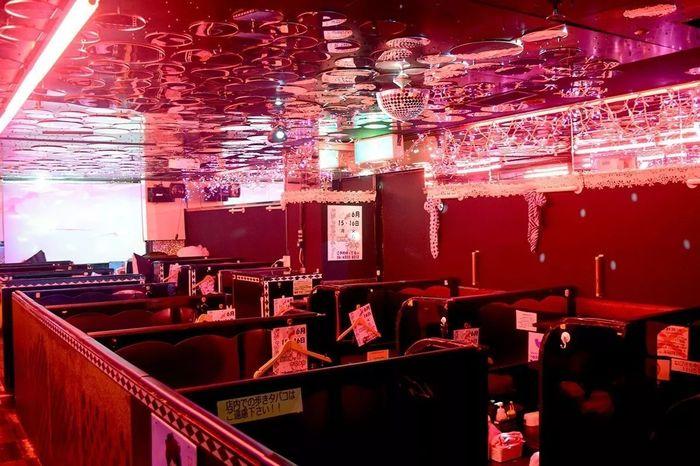 Япония. Ночная жизнь: pink salon (минет-бар) Япония, Проститутки, Длиннопост, Иностранцы, Интересное, Необычное, Новое, Текст