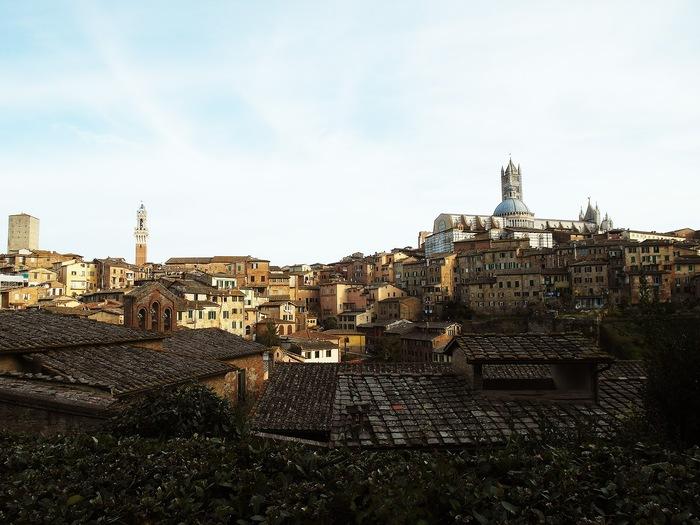 Один день в Сиене Италия, Сиена, Средневековье, Тоскана, Путешествия, Длиннопост