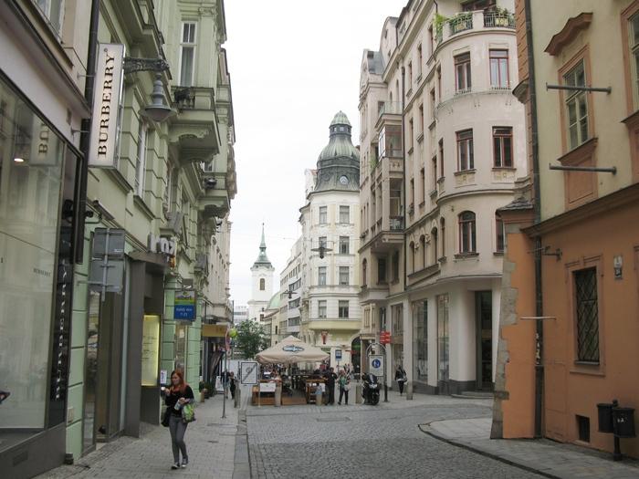 Брно.Чехия. Туризм, Чехия, Брно, Длиннопост