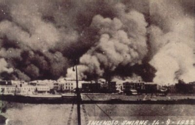 Резня в Смирне 1922 г. Турция, Ататюрк, Смирна, Измир, Геноцид, История, Длиннопост