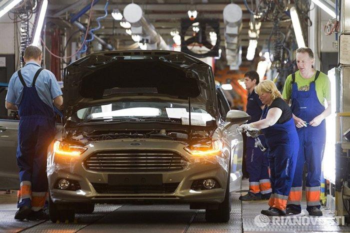 На автозаводе Ford в Ленобласти началась забастовка Новости, Забастовка, Трудящиеся