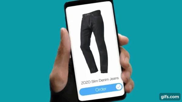 Покупать одежду онлайн по точным размерам Zozo, Мода, Круто, Одежда, Видео, Гифка