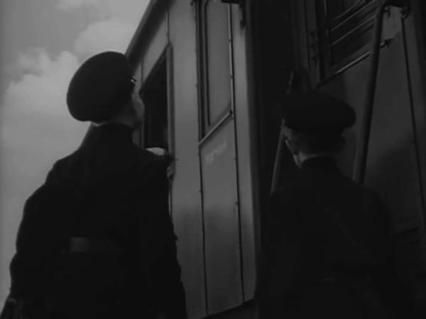 Георгий Вицин - Первая роль в кино. Георгий Вицин, Первая роль, Советское кино, Видео, Гифка, Длиннопост