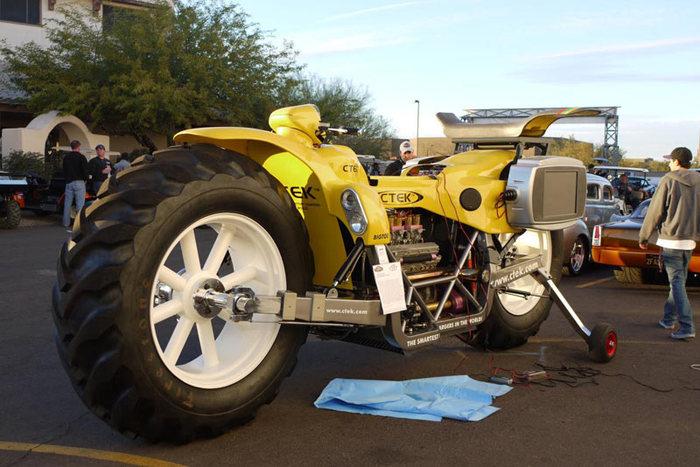 Smalltoe - Самый маленький мотоцикл в мире Книга рекордов Гиннесса, Мотоциклы, Видео, Длиннопост
