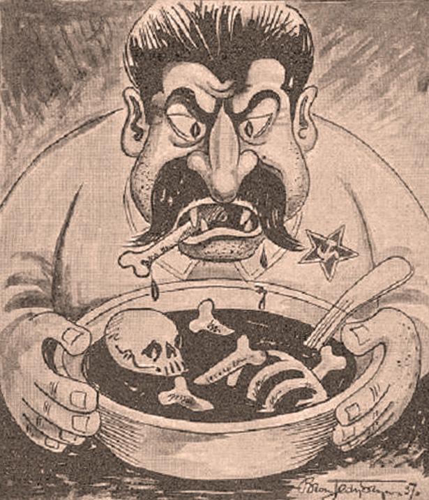 В Голодоморе виновата Россия. Политика, Большевики, Голодомор